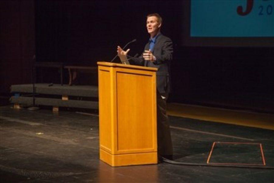 Dr. Kriner Gives a Circle Talk