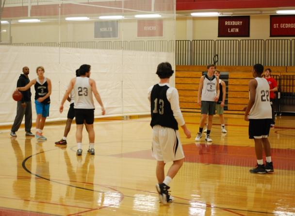 Boys' basketball wins Middlesex tournament