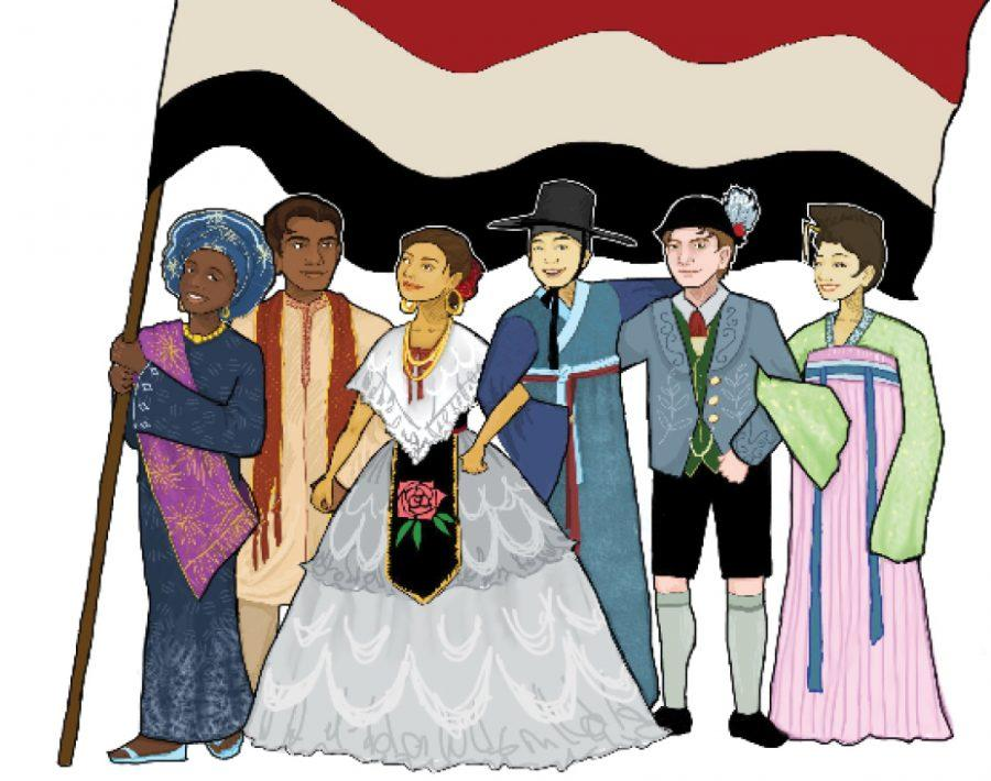 Students, faculty celebrate diversity on first Cultural Day