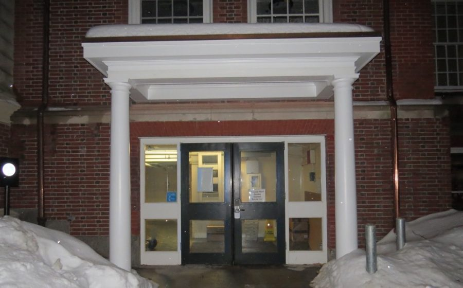 Please excuse our mess: Groton's constant construction