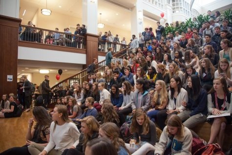 More than 120 admitted students revisited the School earlier this month.