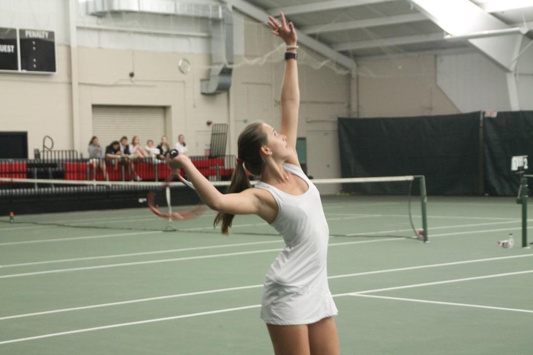 Girls%27+JV+Tennis+enjoys+success+in+recent+years