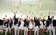 Prize Day 2017: Hats Off to the Graduates