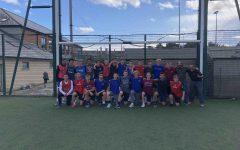 Boys Varsity Soccer Team Travels to Europe