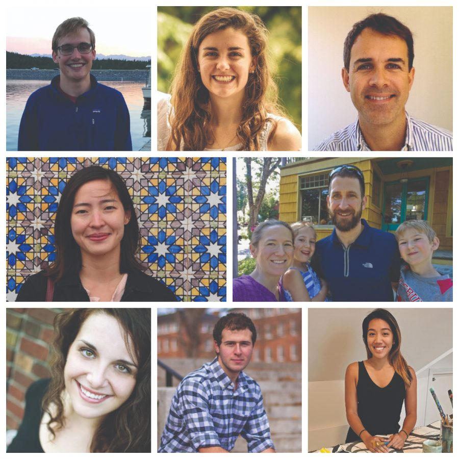 Groton+Welcomes+New+Faculty+to+the+Circle