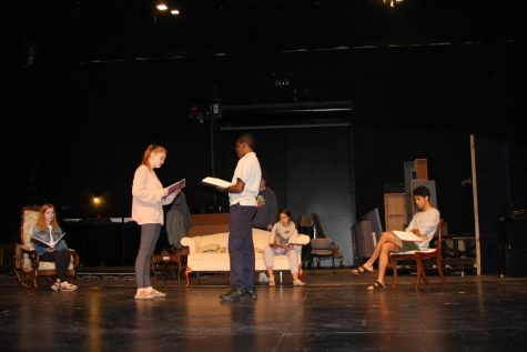 Groton Theater Presents Murder-Mystery, The Mousetrap