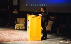 A Familiar Writer Arrives: Azar Nafisi's Circle Talk