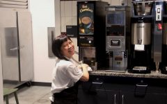 A New Face at the Bagel Cafe